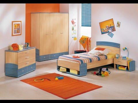 صورة غرف نوم اطفال اولاد , احدث ديكورات غرف الاطفال