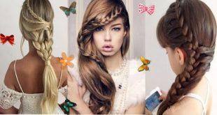 تسريحات شعر بنات كبار , اجمل فورمات الشعر