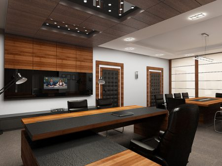 صورة ديكورات مكاتب , انواع ديكورات المكاتب المختلفة