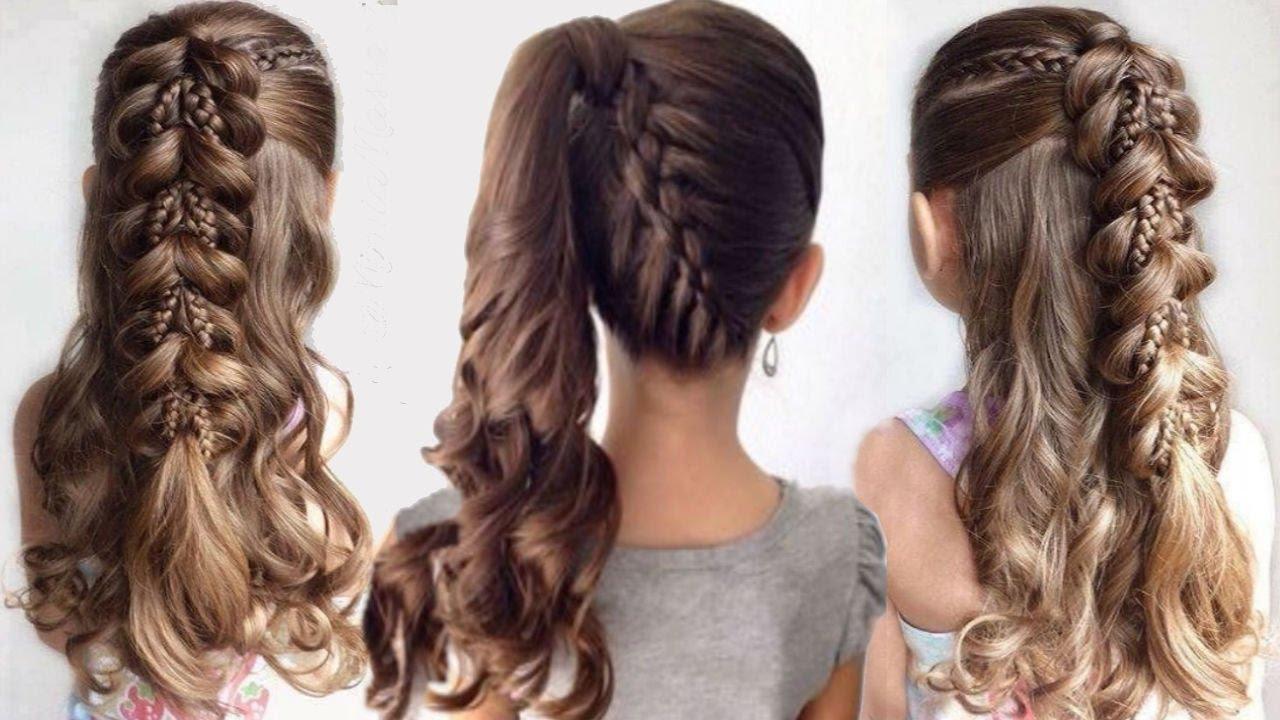 صورة تسريحات شعر بنات كبار , اجمل فورمات الشعر