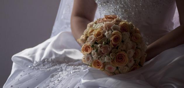 صورة حلمت اني لابسه فستان ابيض وانا متزوجه , تفسير رؤية المتزوجة انها عروس