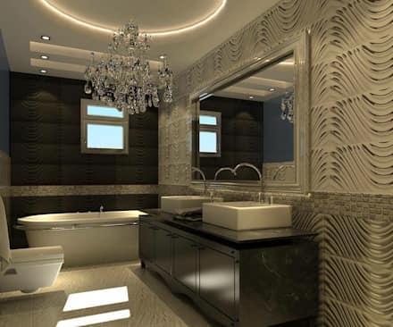 صورة تصميم حمامات , اجمل تصاميم الحمامات 2562 4