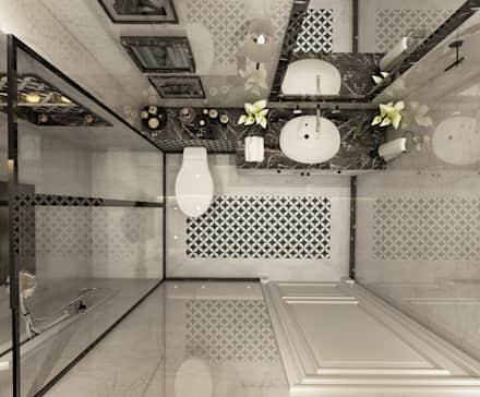 صورة تصميم حمامات , اجمل تصاميم الحمامات 2562 6
