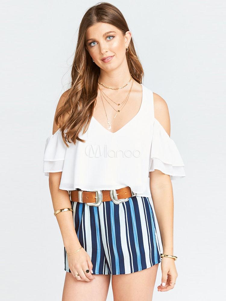 صورة شورت نسائي , ملابس نسائية للصيف