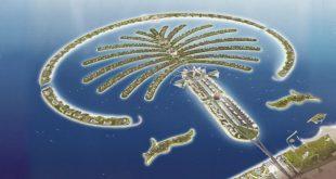 اكبر جزيرة صناعية في العالم , الجزيرة الصناعية الاكبر في العالم