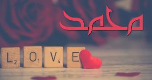 معنى اسم محمد , المعنى الشامل لاسم محمد
