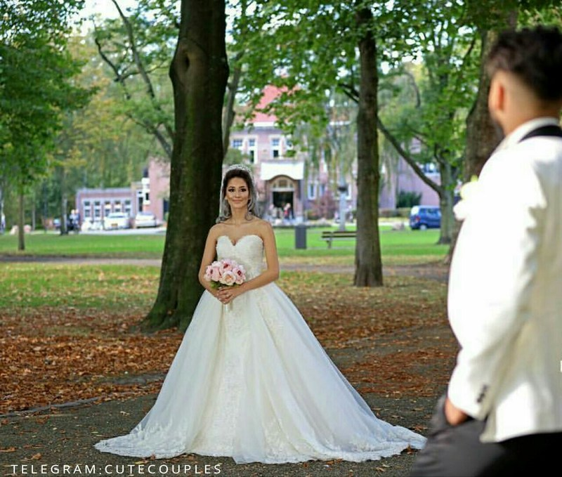 صور اجمل صور عرسان , صور جميلة للعروسين