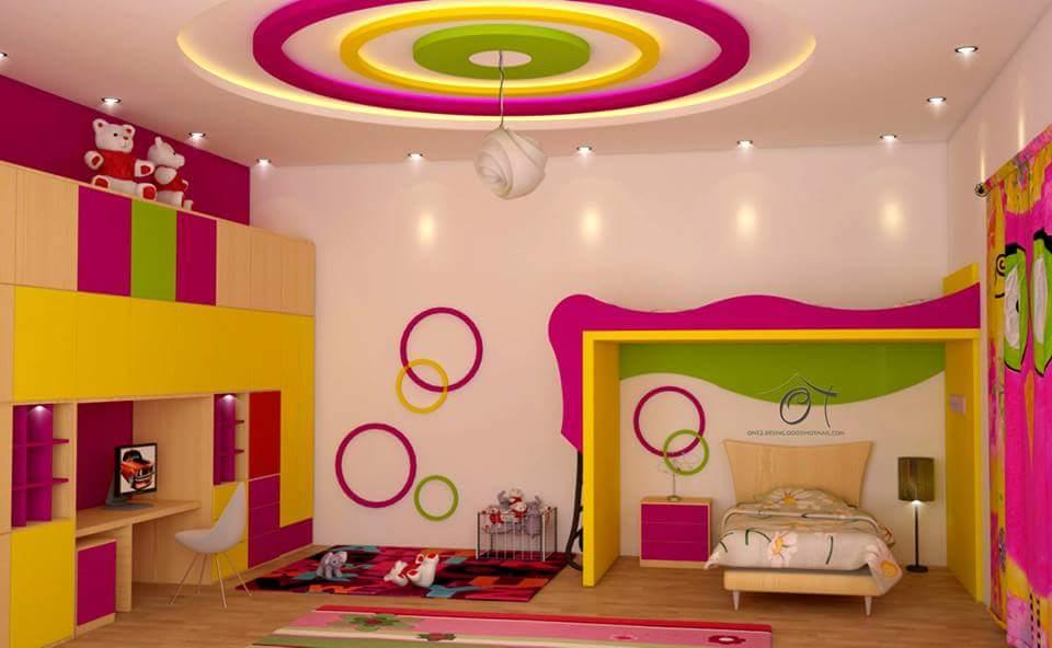 صورة ديكورات غرف اطفال , احدث واجمل ديكورات غرف الاطفال