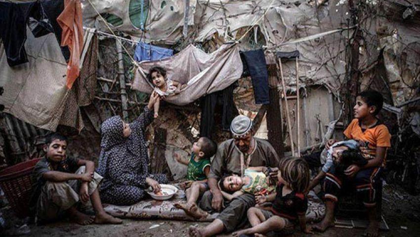 صورة صور عن الفقر , صور تعبر عن الفقراء
