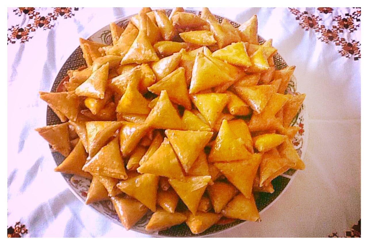 صورة حلويات مغربية سهلة التحضير , اجمل الحلويات المغربيه