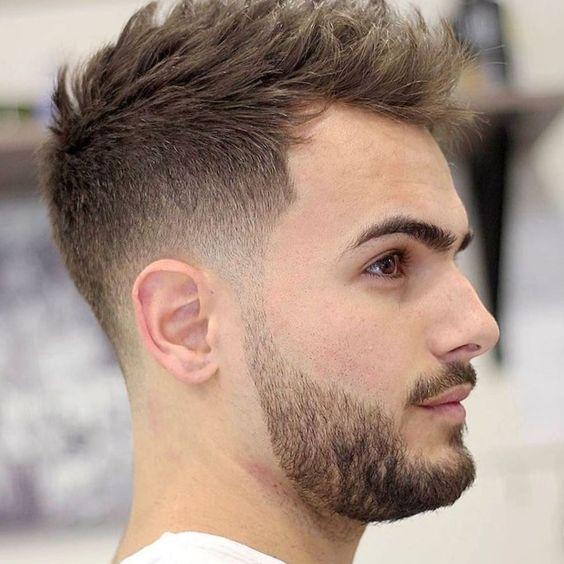 صورة احدث قصات الشعر للشباب , كن مميزا باحدث قصات الشعر