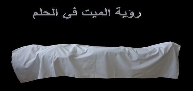 صورة رؤية شخص ميت في المنام , تعرف على تفسير رؤيه الميت فى المنام