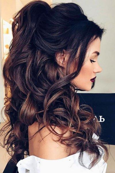 صورة تسريحات شعر طويل 2019 , كيف تصففين شعرك الطويل