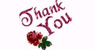 صور شكرا من القلب , تقديم الشكر للاخرين