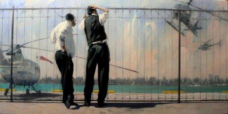 صور لوحات فنية , اجمل اللوحات المرسومة