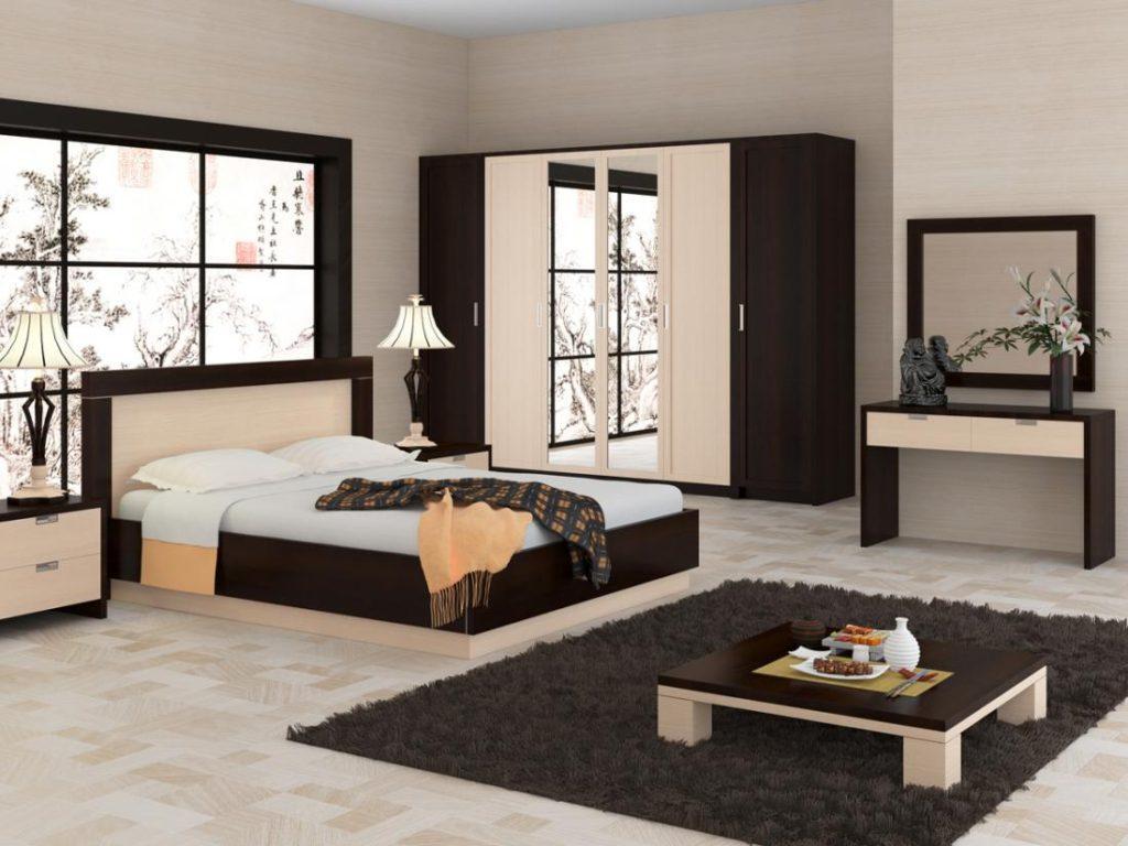 غرف نوم للعرسان 2021 , احدث موديلات غرف النوم للعرائس 2021 - المميز