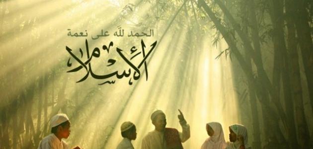 صور الاسلام بين الشرق والغرب , الفرق بين الاسلام فى الشرق والغرب