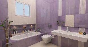 صورة ديكور حمامات منازل , احدث ديكورات للحمام