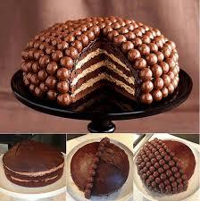 صورة طريقة تزيين الكيك , تزيين الكيك باقل المكونات وبطريقه جميله