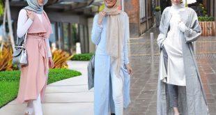 ملابس شتوية للمحجبات تركية , اجمل ملابس شتوية