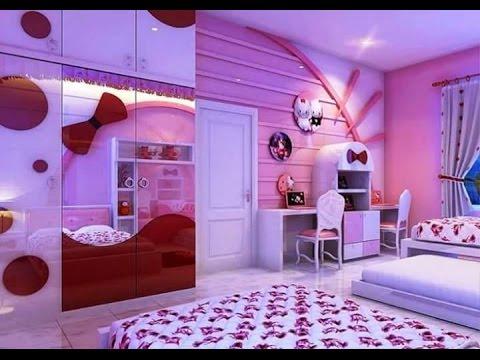 صور صور غرف نوم بنات , اجمل غرف نوم للبنات