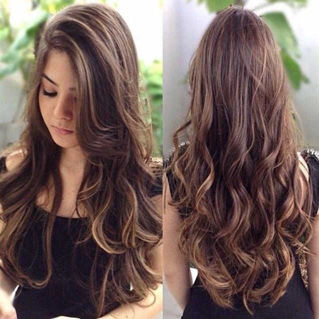 صورة تسريحات شعر ناعمة , تسريحة شعر جميلة