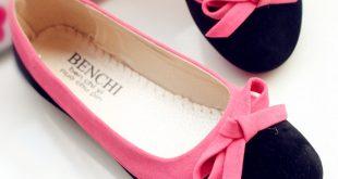 صور احذية فلات , صورة حذاء فلات روعة