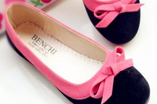 صورة احذية فلات , صورة حذاء فلات روعة
