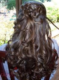 صورة تساريح للشعر الطويل , افكار لتسريح الشعر الطويل