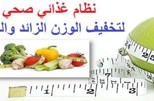 صورة نظام غذائي لانقاص الوزن , نظام غذائى متكامل و فعال لحرق الدهون