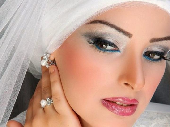 صور صور مكياج عروس , اجمل مكياج للعروسة فى اهم ليلة بالعمر
