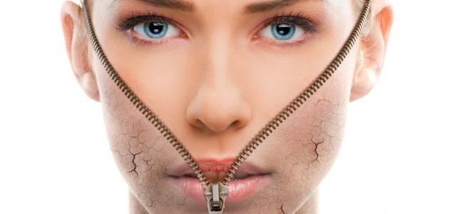 صورة علاج البشرة الجافة , اهم الطرق لعلاج البشرة الجافة