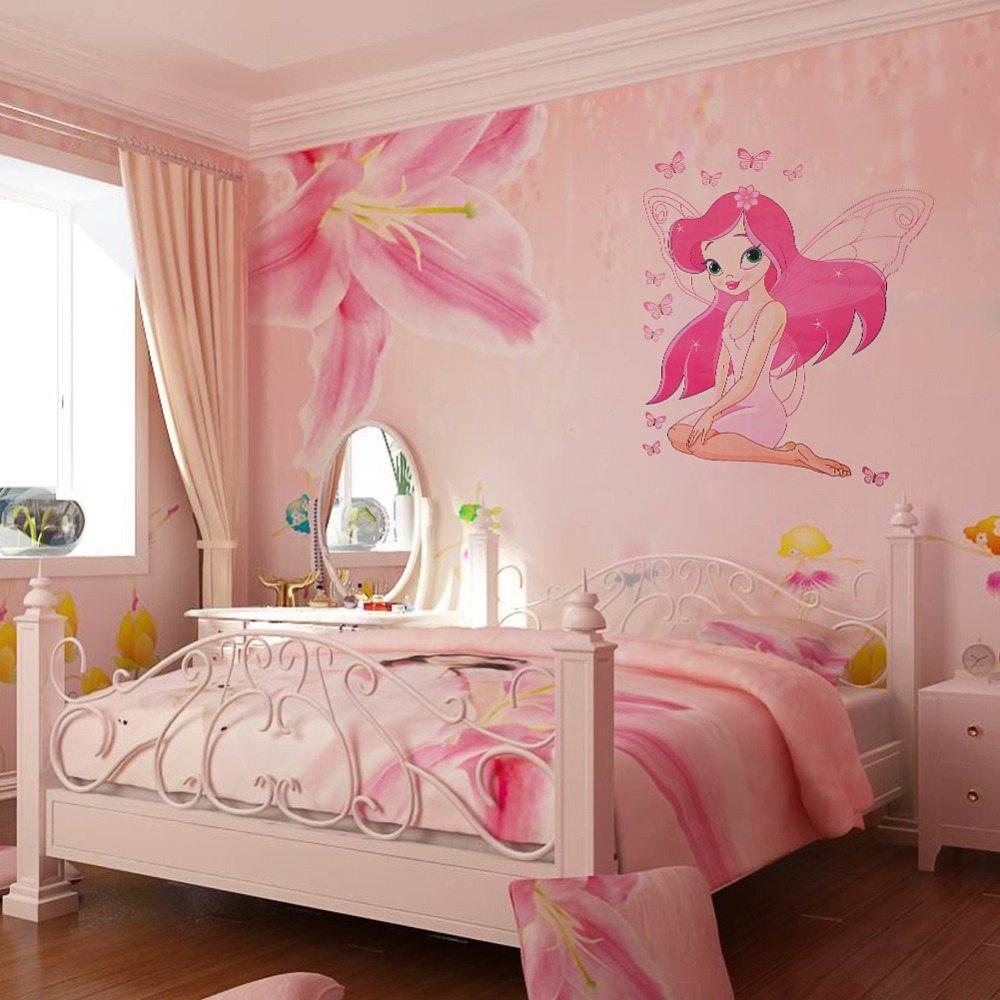 صورة غرف نوم اطفال بنات , اجدد اشكال غرف نوم البنات 591 3