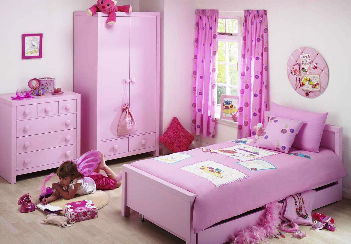 صورة غرف نوم اطفال بنات , اجدد اشكال غرف نوم البنات 591 7