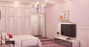 صورة تصميم غرف نوم , غرف النوم فى اجمل واحدث تصميم لهام عام 2019