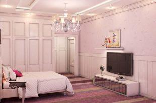 صور تصميم غرف نوم , غرف النوم فى اجمل واحدث تصميم لهام عام 2019