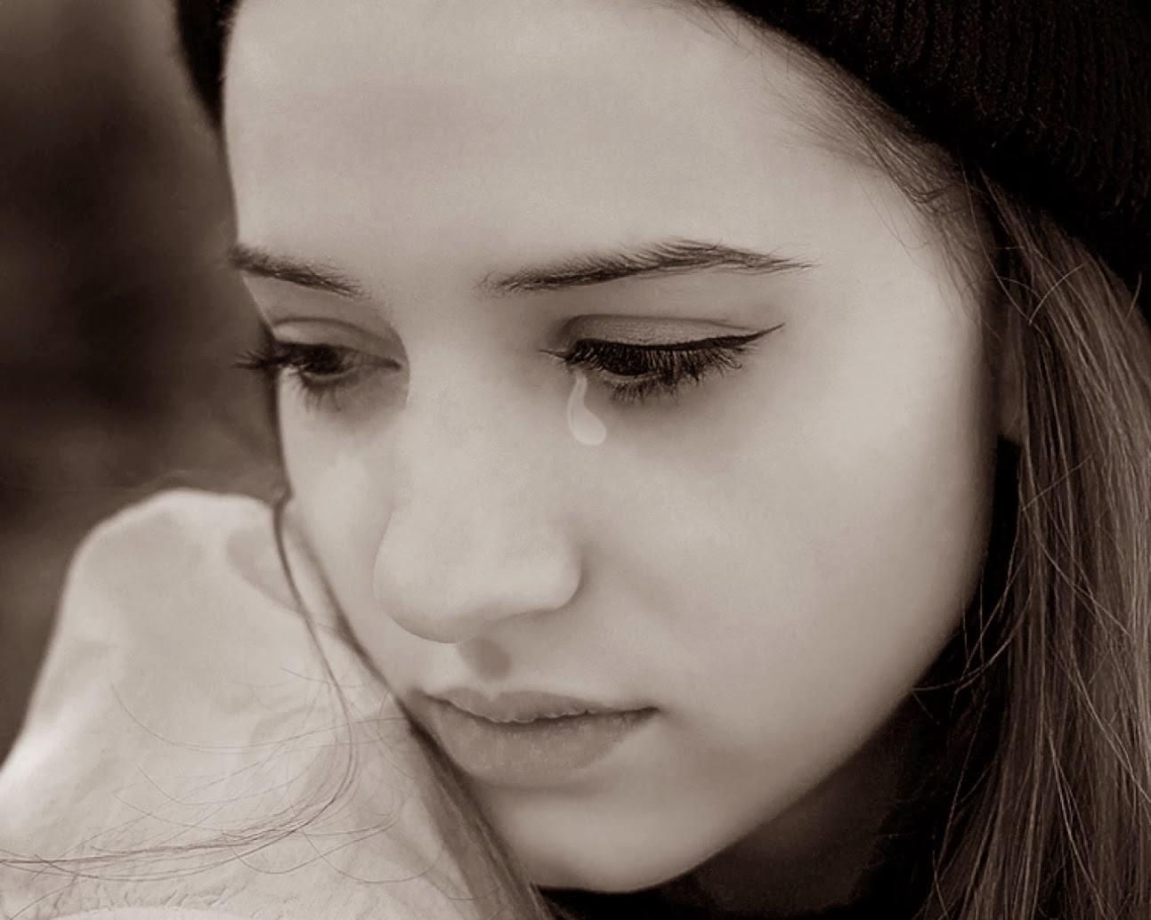 صور صور حزينه بنات , صور بنات حزينة وتبكى بالدموع