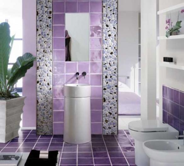 صورة اشكال سيراميك حمامات , تصاميم جديده من سيراميك الحمام 99 3