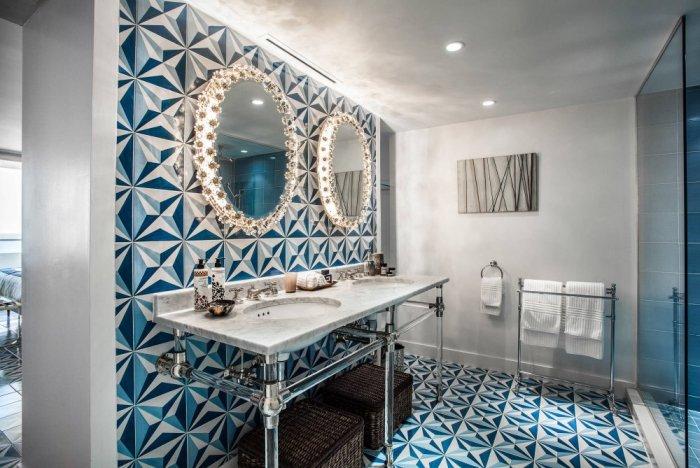 صورة اشكال سيراميك حمامات , تصاميم جديده من سيراميك الحمام 99 4