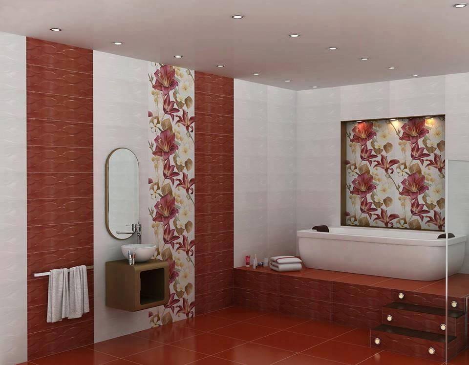صورة اشكال سيراميك حمامات , تصاميم جديده من سيراميك الحمام 99 6