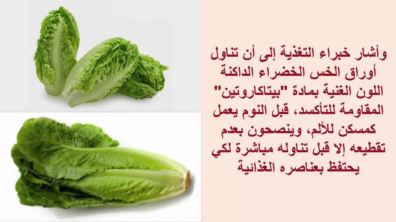 صورة فوائد الخس , اهميه عظيمه لتناول نبات الخس مش هتصدق