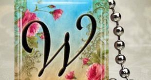 صور صور حرف w , اجمل حروف الاسماء