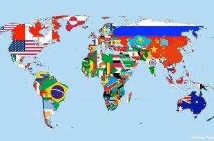 صورة كم عدد دول العالم , لن تصدق ما تسمعه عن عدد دول العالم