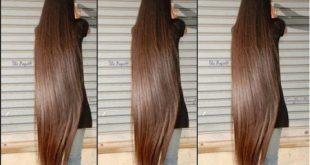 خلطات لتطويل الشعر , الشعر تاج المراه اهم الخلطات التى تساعد على تتطويله