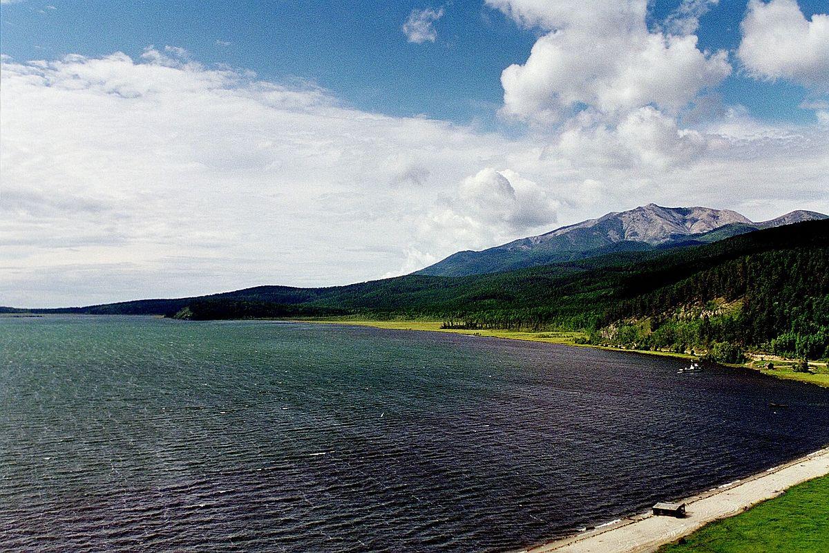 صورة اكبر بحيرة في العالم , لاول مره سوف تشاهد معنا اكبر بحيره ف العالم