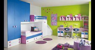 صورة اشكال غرف نوم اطفال , اشكال جديده لغرف النوم تحبب الطفل ف غرفته ولا يريد الخروج منها