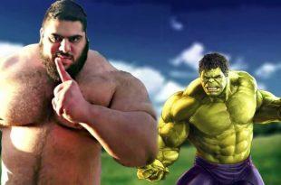 صورة اضخم رجل في العالم , كثره الدهون ف الطعام تجعلك تصبح اضخم رجل ف العالم كما سوف تشاهد