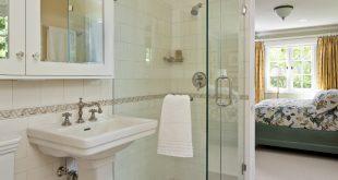 صور حمامات داخل غرف النوم , اشكال جديده لحمامات غرف النوم العصريه