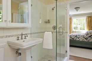 صورة حمامات داخل غرف النوم , اشكال جديده لحمامات غرف النوم العصريه