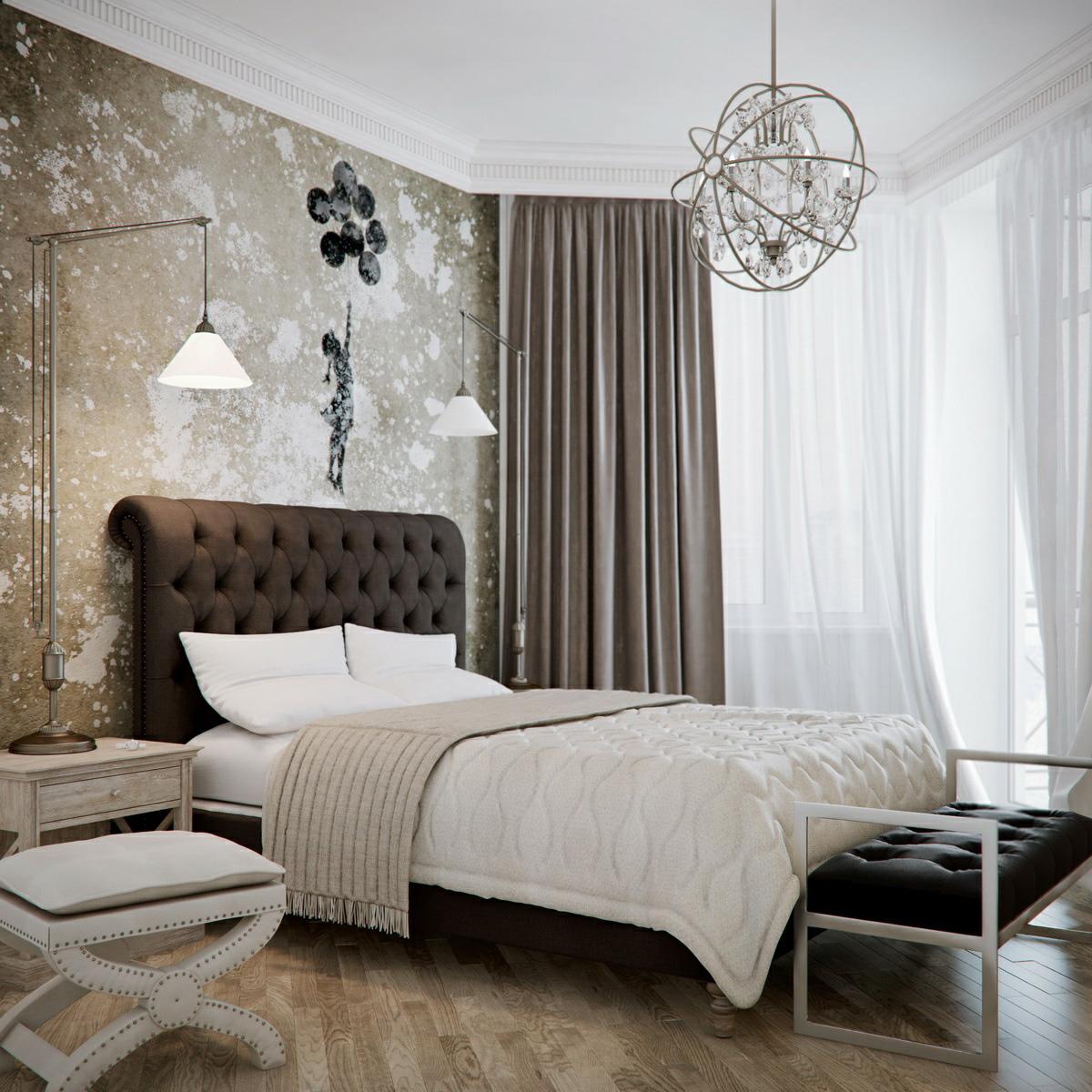 صورة اجمل غرف النوم , لمحبي التجديد اليك اجمل الاشكال العصريه لغرف النوم 6416 1